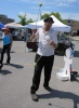 Circus Performers at the Market June 7